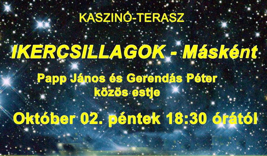 Kaszinó-terasz Vol. 4.